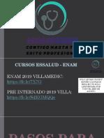 VILLAMEDIC ENAM - PREINTERNADO 2019