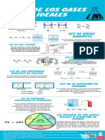 Infografía Daniel L. Ley de los gases ideales