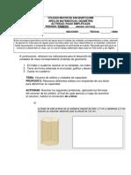 GEOMETRÍA 8° Material de estudio SIMPLIFICADO  1P