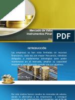 Mercado de valores Capítulo I