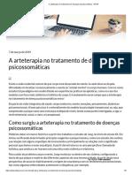A arteterapia no tratamento de doenças psicossomáticas - IEFAP.pdf