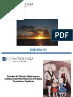 Estudos  de Eficácia  Objetiva para Cosméticos Capilares.pdf