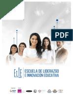REP- ESCUELA DE LIDERAZGO E INNOVACIÓN EDUCATIVA