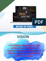 yashraj presentation