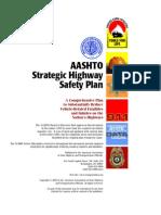 Safety StrategicHighwaySafetyPlan