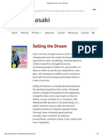 Selling the Dream - Guy Kawasaki - ss