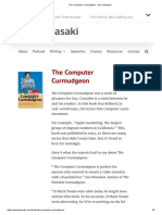The Computer Curmudgeon - Guy Kawasaki - ss