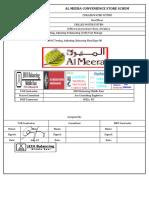 Chilled Water Balancing Report-Sailiya