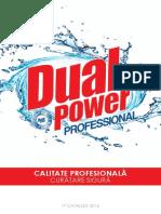 DUAL POWER Catalog v3 2014 RO