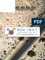 Catalogue du ROXIMAT