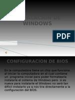 WIL PRESENTACION DE INSTALACION DE WINDOWS2