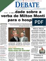 Jornal O Debate, edição 316