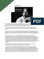 Martin Luther King Le Contesta a de La Torre
