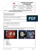 031. Automatic External Defibrillator Revision and New Type Heartsine Samaritan Pad Sam 350p