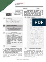 Q1 GP1 MODULE 1 Lesson 1 - Measurements