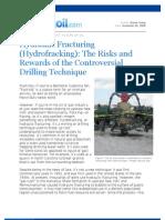 hydraulic-fracing