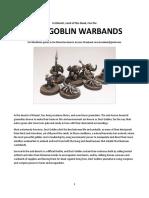 Dust Goblin Warband