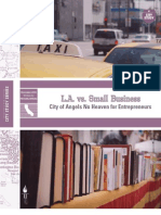 L.A. vs. Small Business