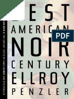 Best American Noir Excerpt