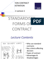 Week 11 Lecture 1 - Standardised Forms of Contract.pptx