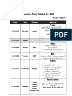 First Assessment Exams Schedule.pdf