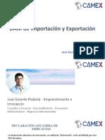 Regímenes Aduaneros - DAM de Importación y Exportación