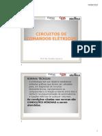 CIRCUITOS DE COMANDOS ELÉTRICOS