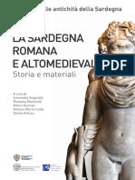 Sardegna romana e altomedievale - storia e materiali