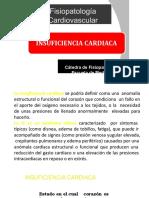 6. Fisiopatología  Cardiovascular INSUFICIENCIA CRADIACA CLASE23-10