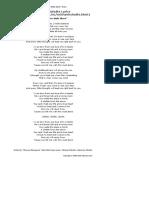 Michael Schulte - You Let Me Walk Alone Lyrics   AZLyrics.com