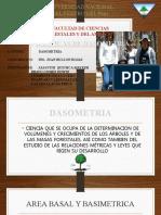 TRABAJO DE DASOMETRIA