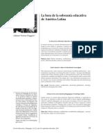 AdrianaPuigross La hora de la soberania educativa en America Latina