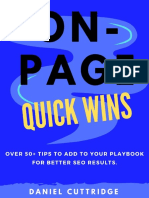 On Page Quick Wins.pdf
