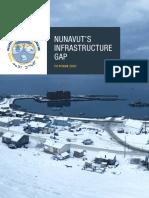 Nunavut's Infrastructure Gap