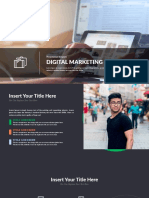 Digital Marketplace - Powerpoint Template