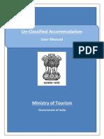 Lodge -UserManualforUnClassifiedAccommodations