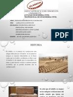 Tecnologia de materiales- Ladrillos