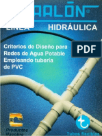 Manual Agua Potable PVC