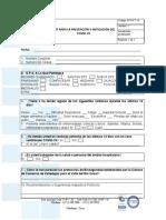ULTIMO TEST PARA LA PREVENCION Y MITIGACION DEL COVID-19