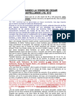 EXAMINANDO LA VISION DE CESAR CASTELLANOS y EL G12