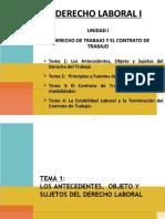 Derecho Laboral Perú