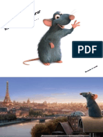 Receta de Rattatouille