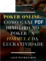 Ebook Poker Online Como Ganhar Dinheiro no Poker A Fórmula da Lucratividade Revelada 2.pdf