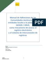 Manual de usuario plataforma de adhesiones GEISERORVE 20170809