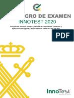 Examen Ortografía Guardia Civil 2020 InnoTest y Soluciones
