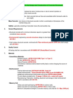SAES-Q-001(Criteria for the Design & Construction of Concrete Structures)