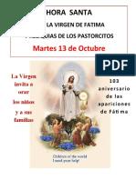 HORA SANTA VIRGEN DE FATIMA.docx