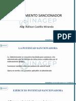 Modulo 8 - Procedimiento Sancionador (INAGEP)