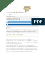Material sobre mayas