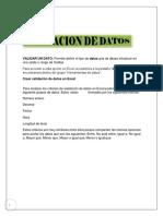 TALLER 3 VALIDACION DE DATOS COMPLETA